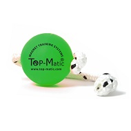"Palla magnetica Top-Matic ""Fun-Ball"" Mini verde, diametro 5,8 cm"