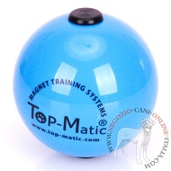 "Pallina Top-Matic ""Technic Ball"" SOFT blu, diametro 6,8 cm"