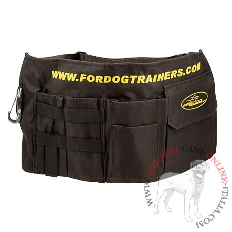 Borsa per addestratore addestramento cane - Borsa porta cane ...