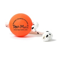 "Palla magnetica Top-Matic ""Fun-Ball"" arancione, diametro 6,8 cm"