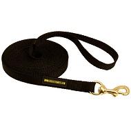 Guinzaglio in nylon per addestramento del cane