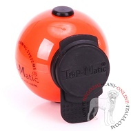 "Palla ""Technic-Ball"" arancione con Multi POWER clip"